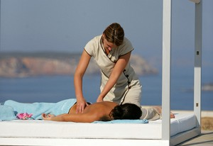 """hotel massage"""